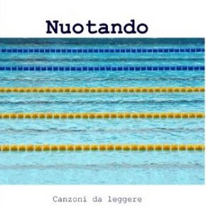 copertina nuotando